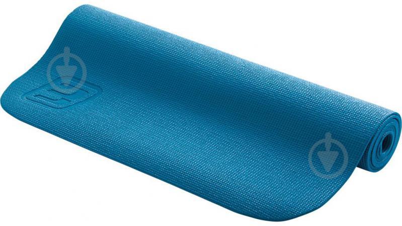 Коврик Energetics 145116 1720x610x4 мм Yoga Mat голубой - фото 1