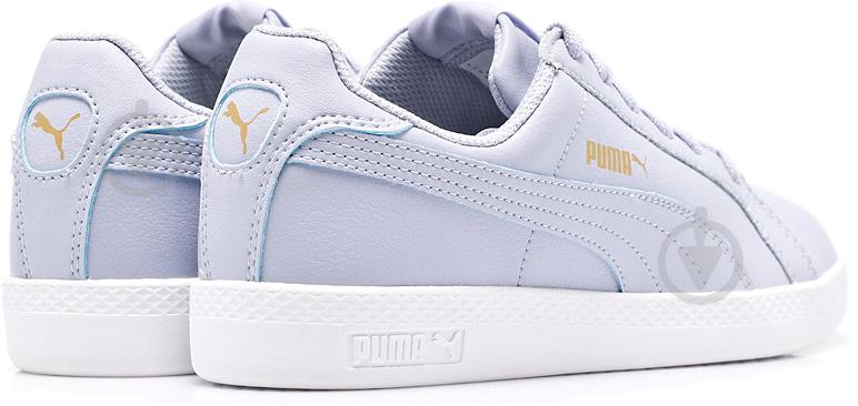 Кроссовки Puma Smash Wns L 36078015 р. 6.5 фиолетовый - фото 3