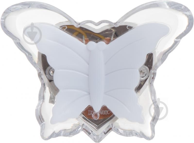 Нічник Метелик 0,5 Вт DEL4100 - фото 1