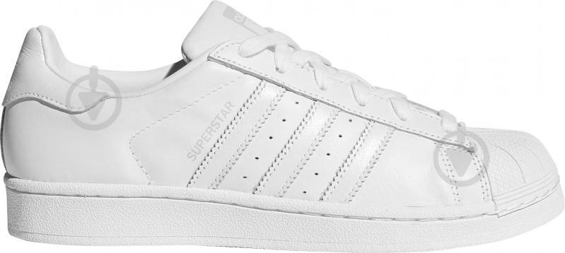Кроссовки Adidas SUPERSTAR W AQ1214 р.5,5 белый - фото 2