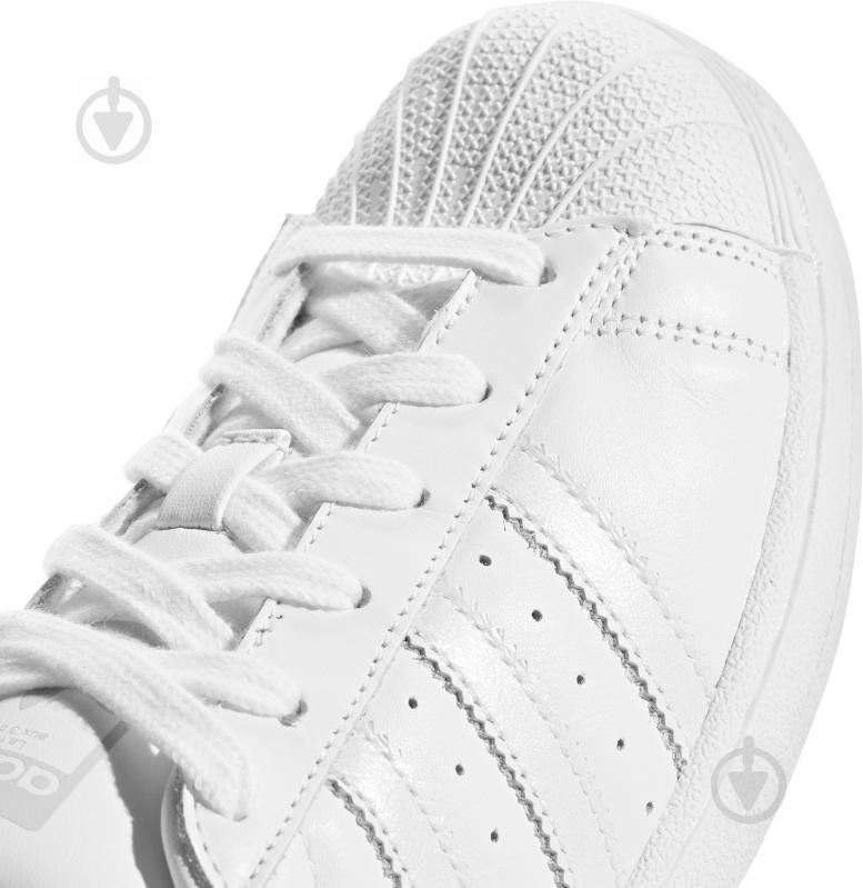 Кроссовки Adidas SUPERSTAR W AQ1214 р.5,5 белый - фото 5