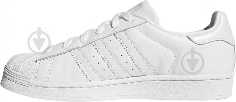 Кроссовки Adidas SUPERSTAR W AQ1214 р.5,5 белый - фото 3