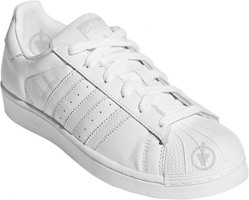 Кроссовки Adidas SUPERSTAR W AQ1214 р.5,5 белый - фото 1