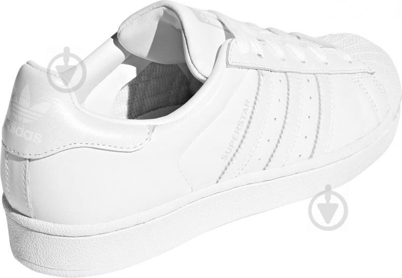 Кроссовки Adidas SUPERSTAR W AQ1214 р.5,5 белый - фото 4