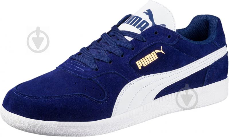 Кроссовки Puma Icra Trainer SD 35674129 р. 7.5 синий - фото 2