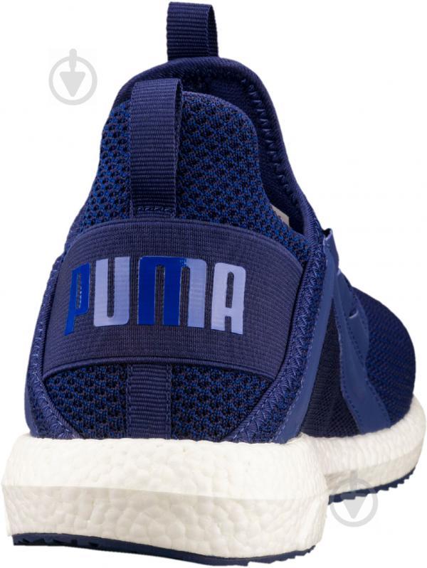 Кроссовки Puma Mega NRGY Knit 19037103 р. 9 синий - фото 4