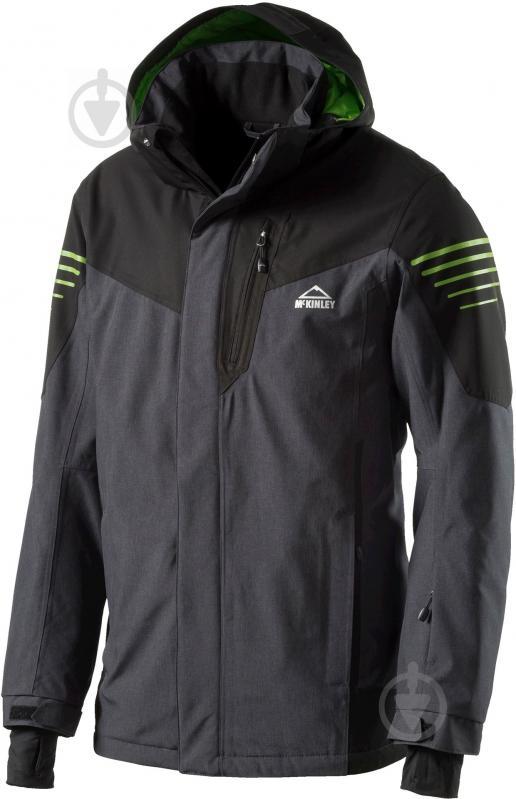 Куртка McKinley 250714-57 Scotty р.56 чорний - фото 1