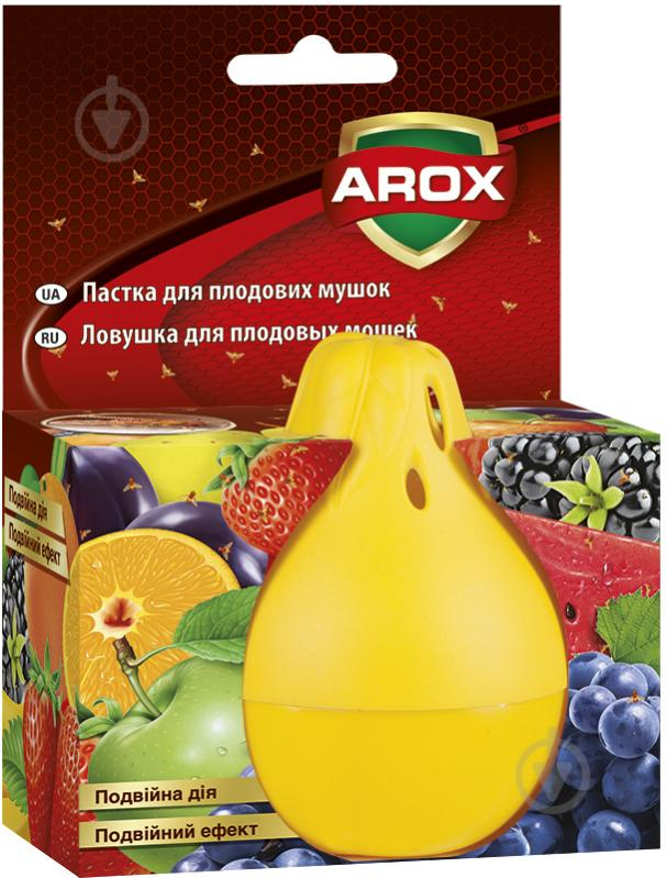 Ловушка для фруктовой мошки AROX груша - фото 1