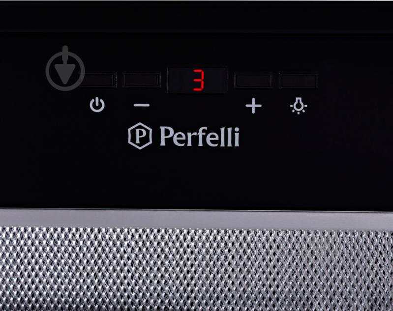 Витяжка Perfelli BIET 6512 A 1000 BL LED - фото 2