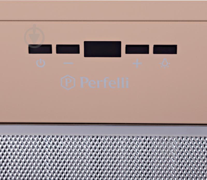 Витяжка Perfelli BIET 6512 A 1000 DARK IV LED - фото 5