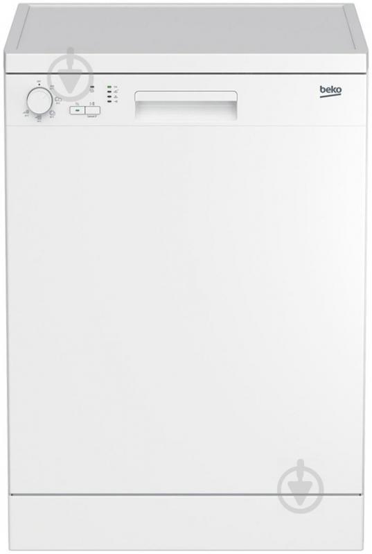 Посудомоечная машина Beko DFN05211W - фото 1