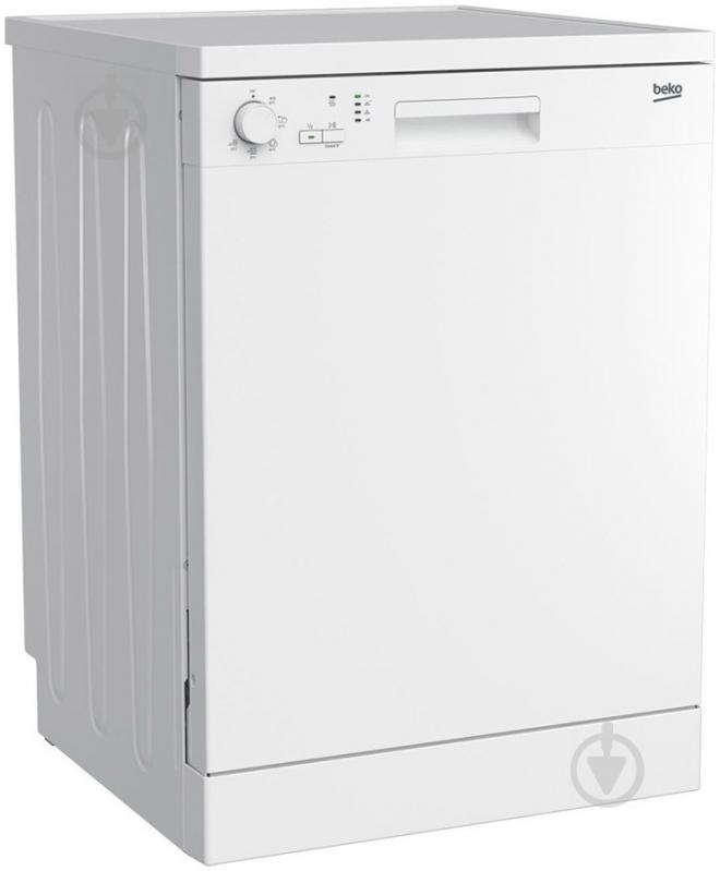 Посудомоечная машина Beko DFN05211W - фото 2
