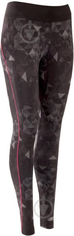 Лосины Pro Touch для бега Rimina II р. 36 черный с серым 236484-906896 - фото 1