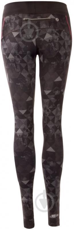 Лосины Pro Touch для бега Rimina II р. 36 черный с серым 236484-906896 - фото 3
