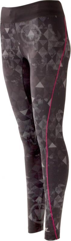 Лосины Pro Touch для бега Rimina II р. 36 черный с серым 236484-906896 - фото 2