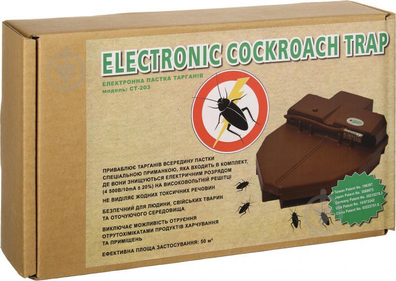 Ловушка для тараканов электронная СТ-203 - фото 3