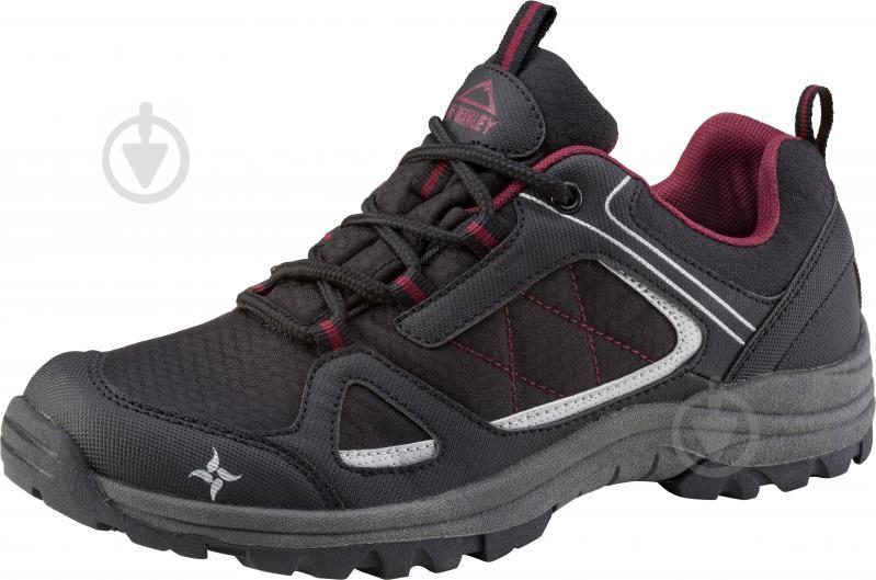 Кроссовки McKinley Maine AQB W 253365-900050 р. 40 черный с бордовым - фото 1