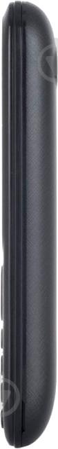 Мобільний телефон Ergo F242 Turbo Dual Sim black - фото 2