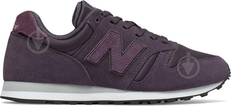 Кроссовки New Balance 373 WL373ESP р. 8 фиолетовый - фото 1