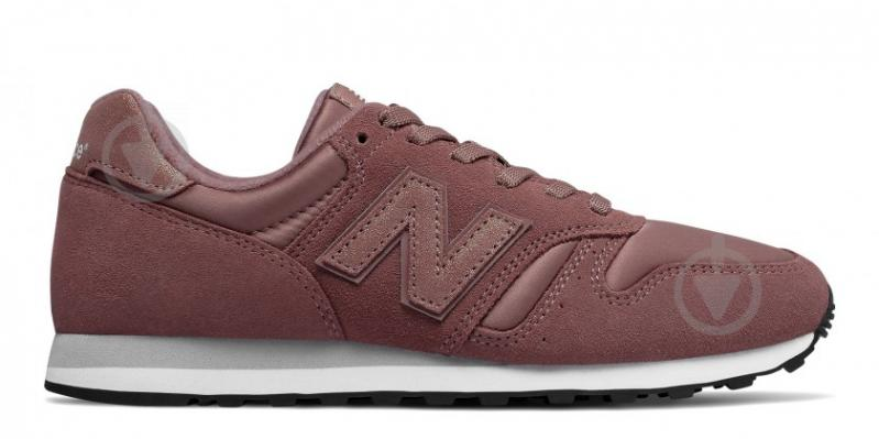 Кроссовки New Balance 373 WL373PSP р.8,5 темно-розовый - фото 1