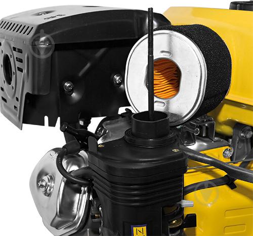 Двигун бензиновий Sadko GE-200 R PRO з редуктором - фото 4