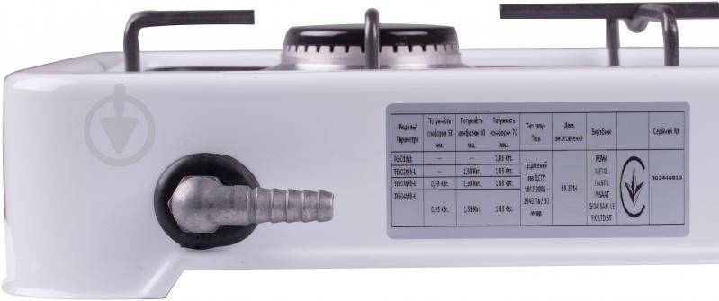 Настільна плита UP! (Underprice) TG-02Wh-L - фото 8