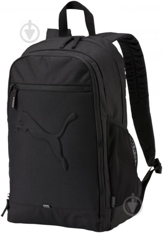 Рюкзак Puma Buzz черный 7358101 - фото 1