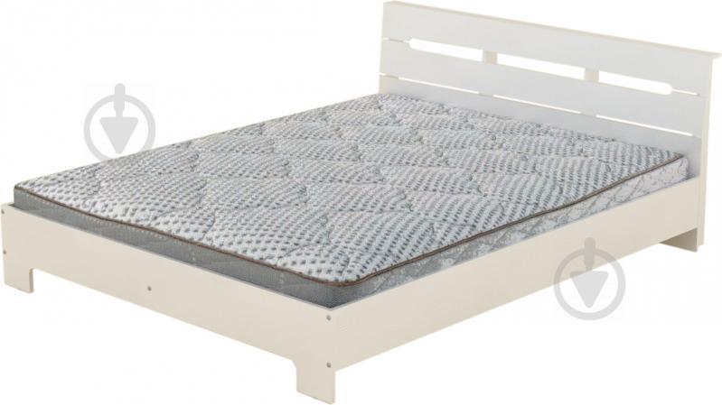 Ліжко Компаніт Стиль-160 160x200 см німфея альба - фото 1