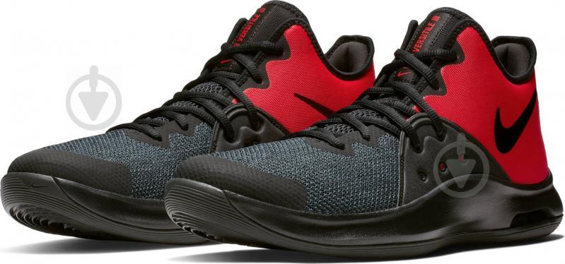 Кроссовки Nike AIR VERSITILE III AO4430-600 р.11 черный - фото 1