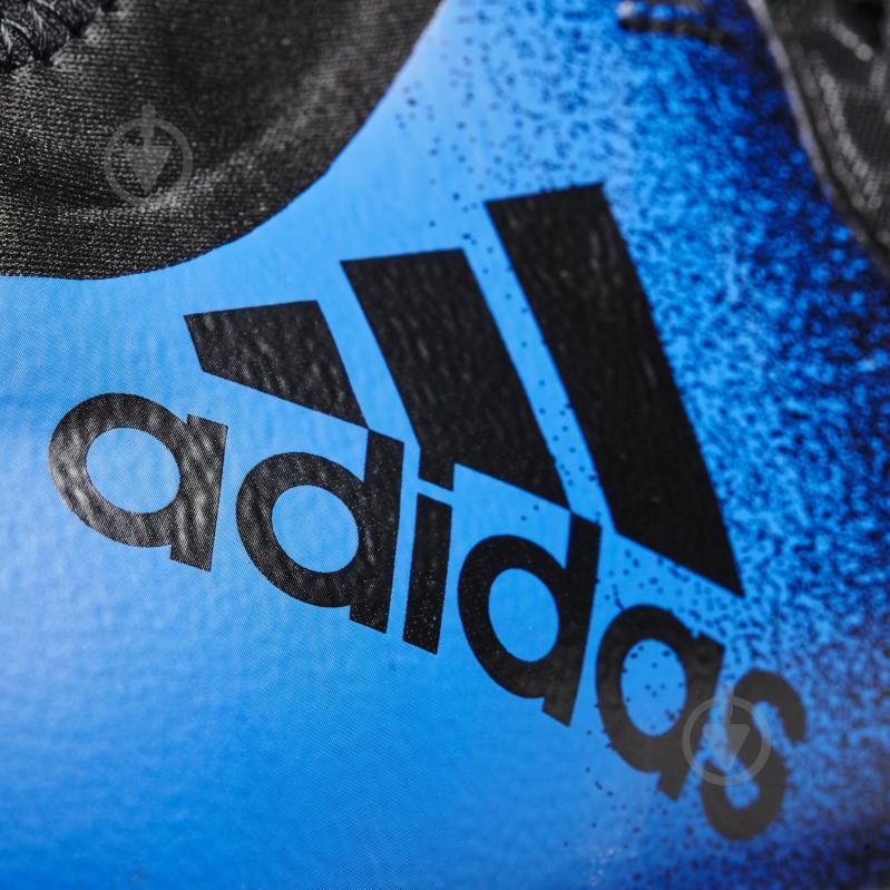 Футбольные бутсы Adidas X TANGO BA9470 р. 9 черно-синий - фото 8