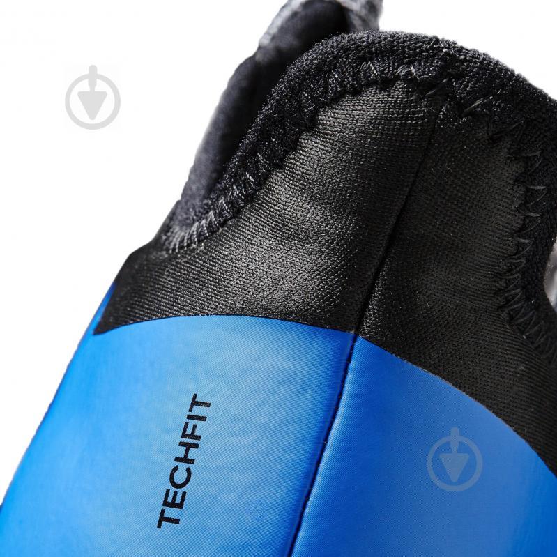 Футбольные бутсы Adidas X TANGO BA9470 р. 9 черно-синий - фото 6