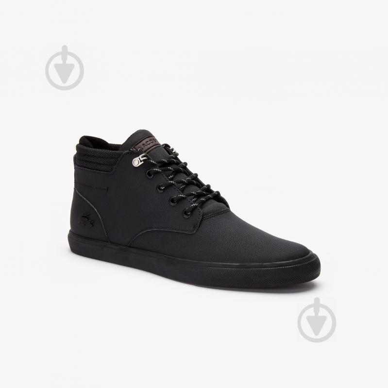 Ботинки Lacoste 738CMA003002H р. 7,5 черный - фото 1
