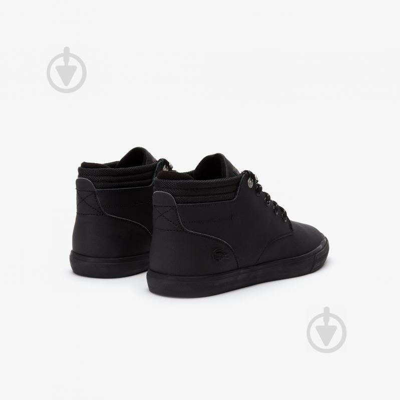 Ботинки Lacoste 738CMA003002H р. 7,5 черный - фото 3