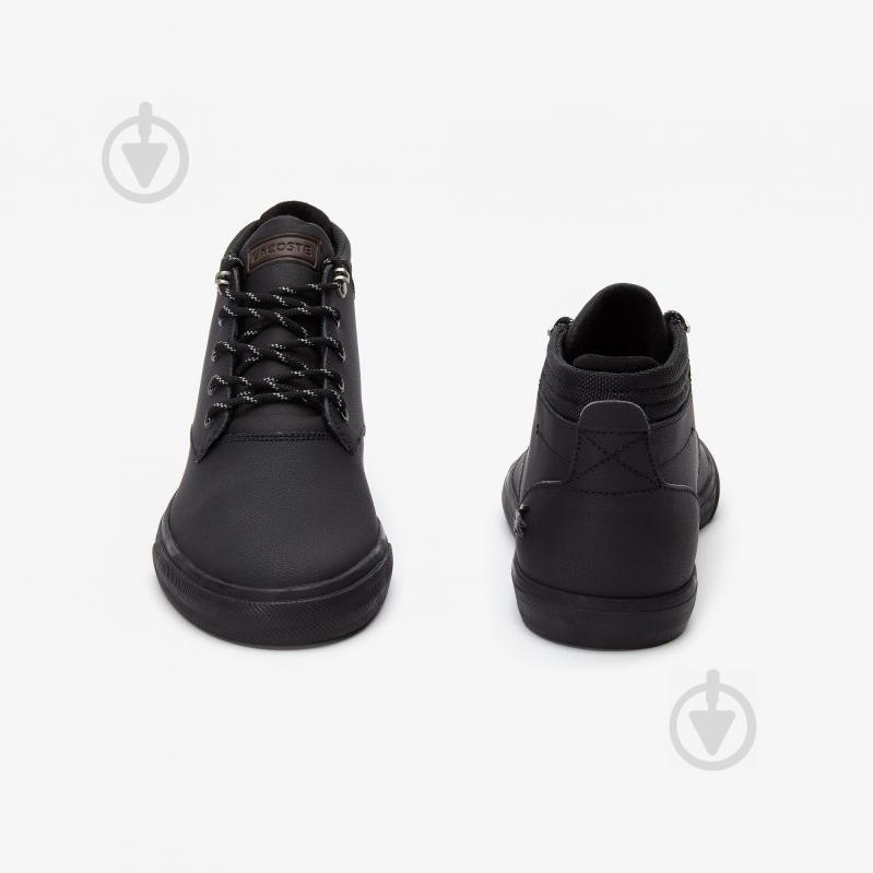 Ботинки Lacoste 738CMA003002H р. 7,5 черный - фото 5