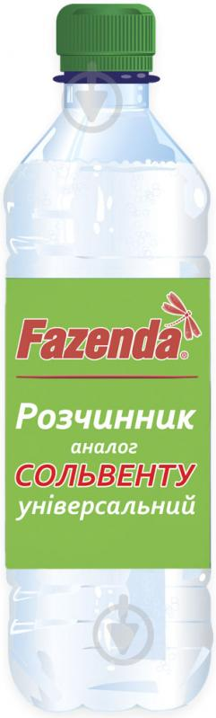 Растворитель Сольвент аналог Fazenda 0,4 л