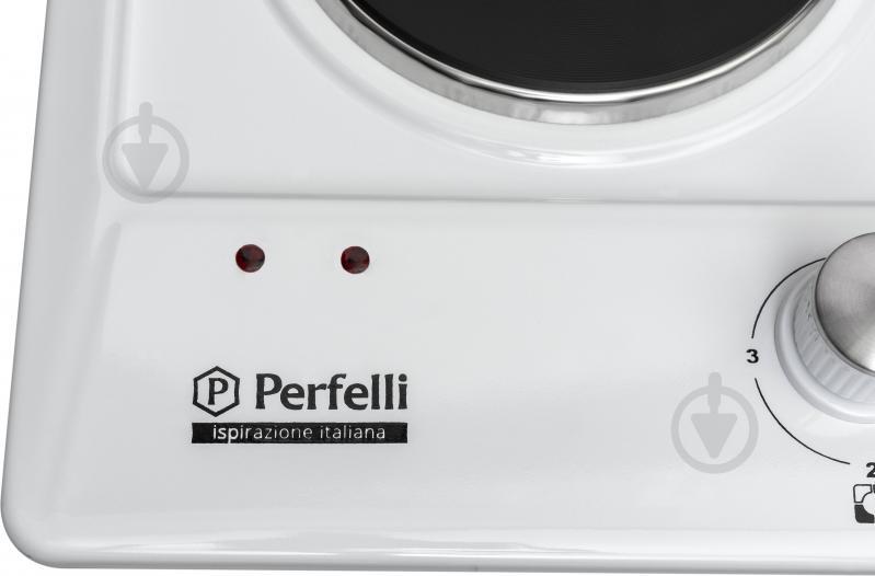 Варильна поверхня Perfelli HE 6480 WH - фото 4