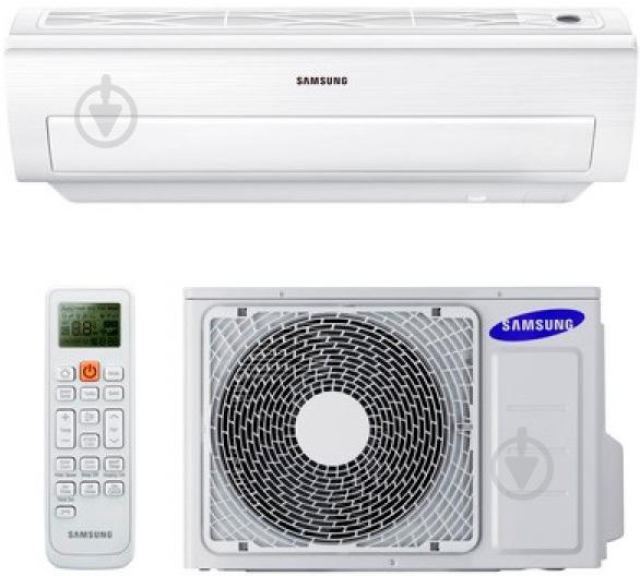 Кондиціонер Samsung AR09JQFSAWKNER/AR09JQFSAWKXER - фото 2