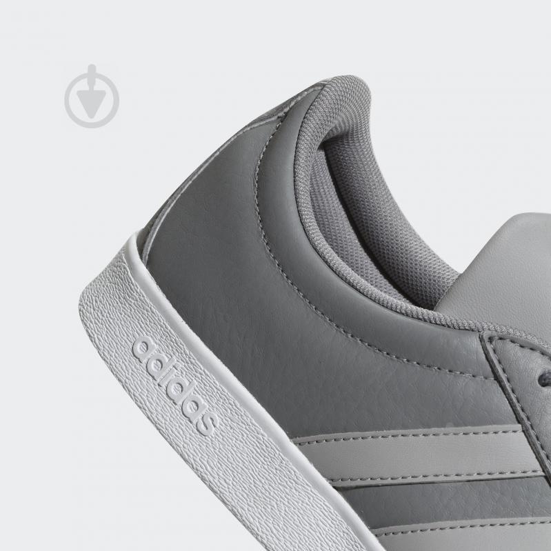 Кроссовки Adidas VL COURT 2.0 B43818 р.9 серый - фото 9