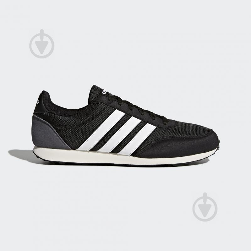 Кроссовки Adidas V RACER 2.0 BC0106 р.11 черный - фото 1