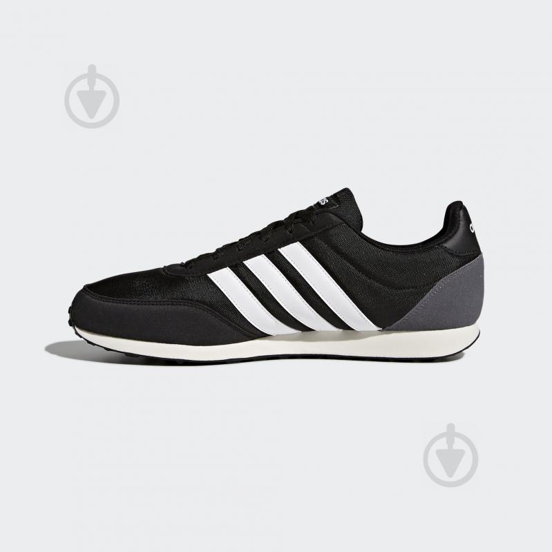 Кроссовки Adidas V RACER 2.0 BC0106 р.11 черный - фото 6