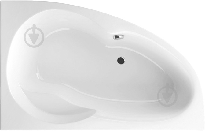 Ванна акрилова Excellent NEWA Plus WAEX.NEP15WH R 150x95 з ніжками - фото 1