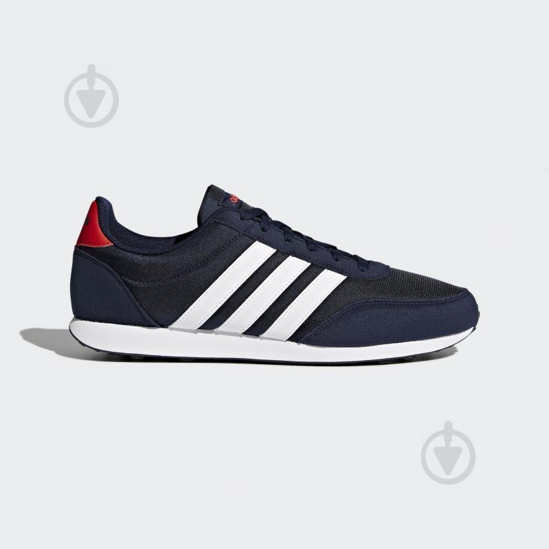 Кроссовки Adidas V RACER 2.0 CG5706 р.8,5 темно-синий - фото 1