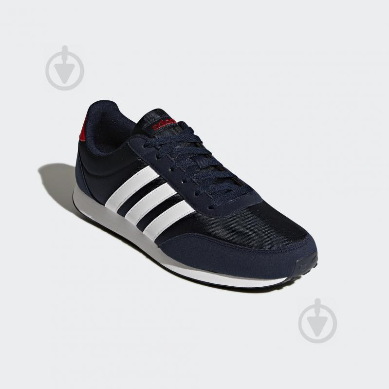 Кроссовки Adidas V RACER 2.0 CG5706 р.8,5 темно-синий - фото 4
