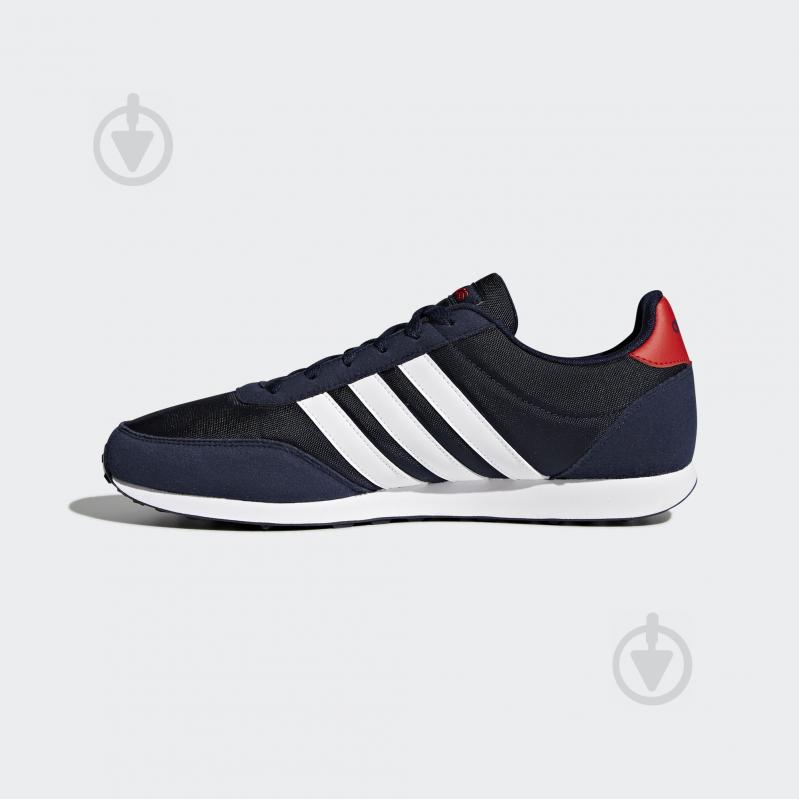 Кроссовки Adidas V RACER 2.0 CG5706 р.8,5 темно-синий - фото 6