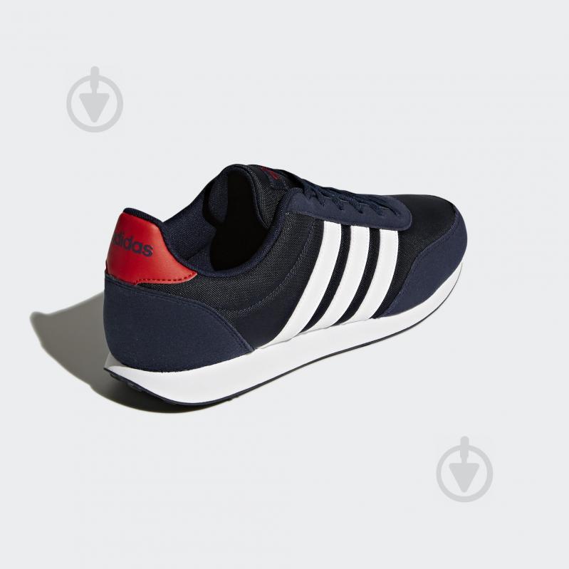 Кроссовки Adidas V RACER 2.0 CG5706 р.8 темно-синий - фото 5