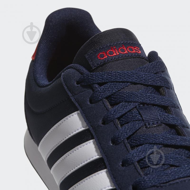 Кроссовки Adidas V RACER 2.0 CG5706 р.8 темно-синий - фото 7