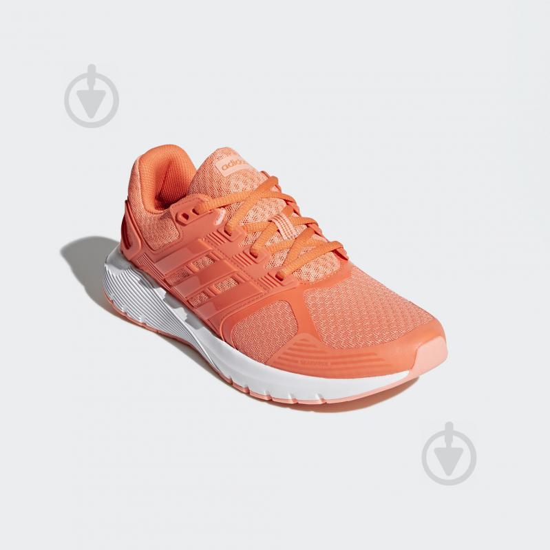 Кроссовки Adidas duramo 8 w CP8755 р.5 оранжевый - фото 4