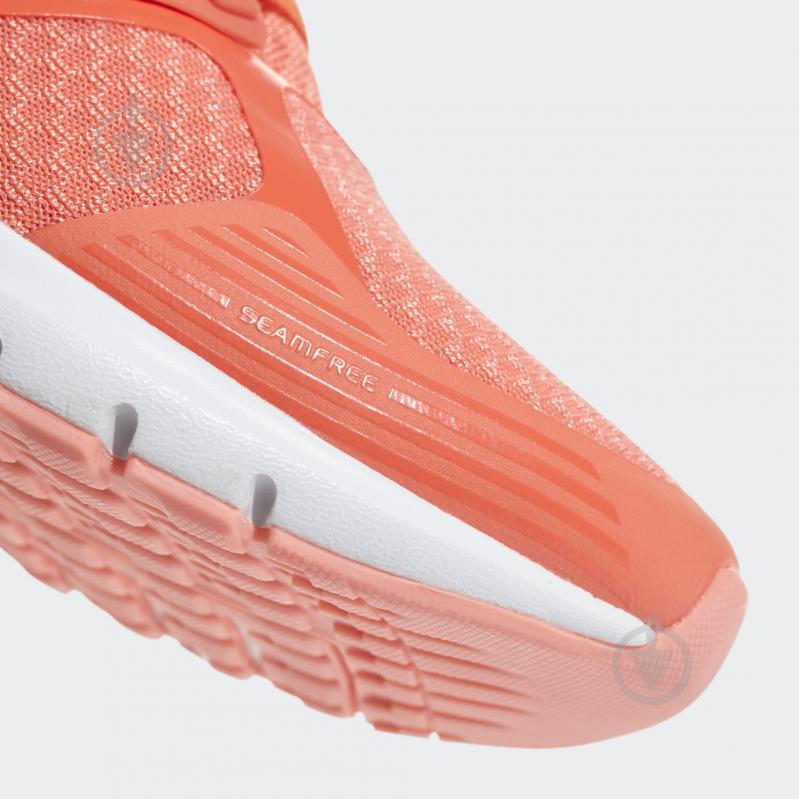Кроссовки Adidas duramo 8 w CP8755 р.5 оранжевый - фото 8