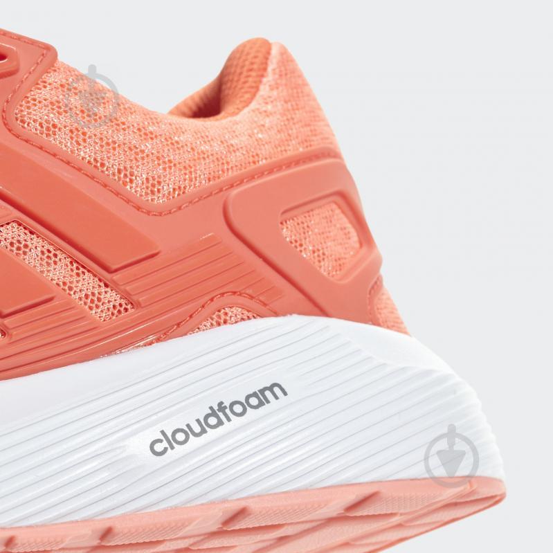 Кроссовки Adidas duramo 8 w CP8755 р.5 оранжевый - фото 9