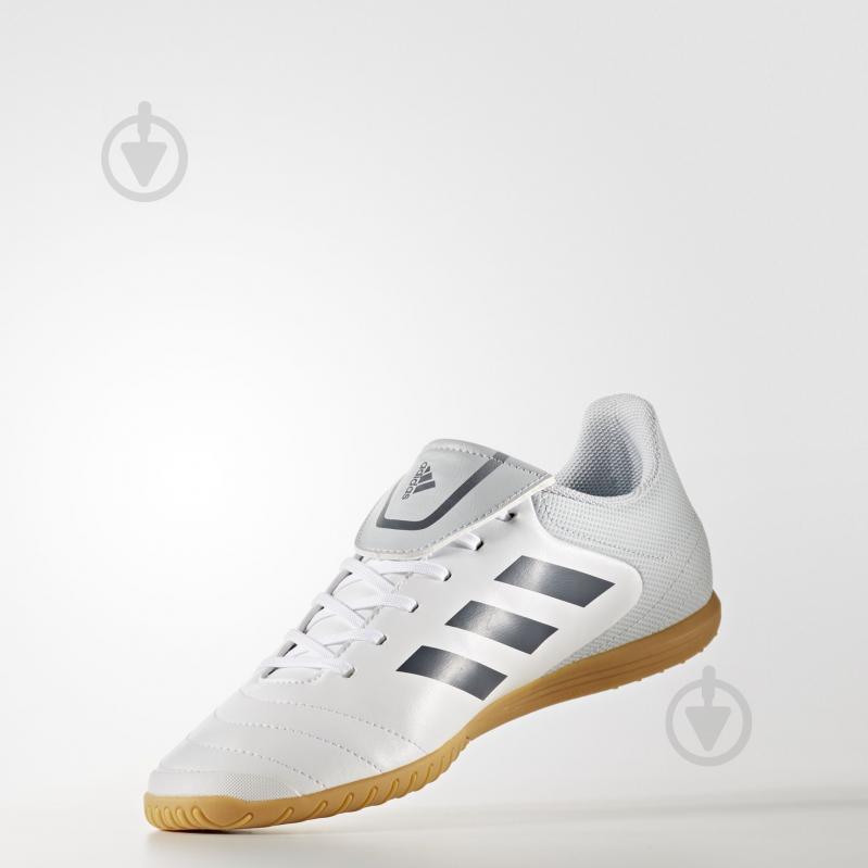 Бутсы Adidas Copa 17.4 IN S77149 р. 10,5 белый - фото 4